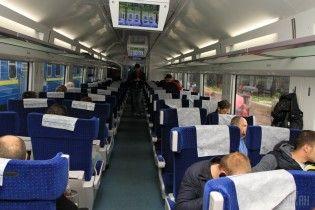 """""""Укрзализныця"""" назначила дополнительный поезд из столицы к морю"""