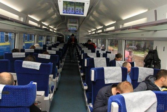 """""""Укрзалізниця"""" призначила додатковий поїзд зі столиці до моря"""