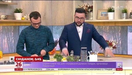 Легкий салат из кольраби от фудблогера Эдуарда Насырова