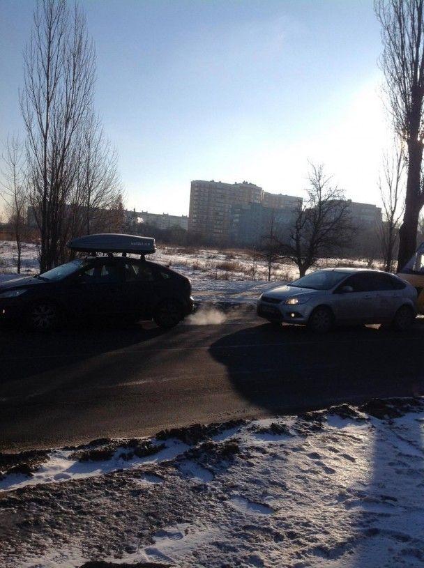 Під Києвом люди перекрили в'їзд до столиці через підвищення вартості проїзду