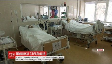 Продолжается розыск злоумышленников, которые устроили стрельбу в центре Днепра