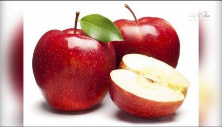 В США будут продавать яблоки, не темнеют
