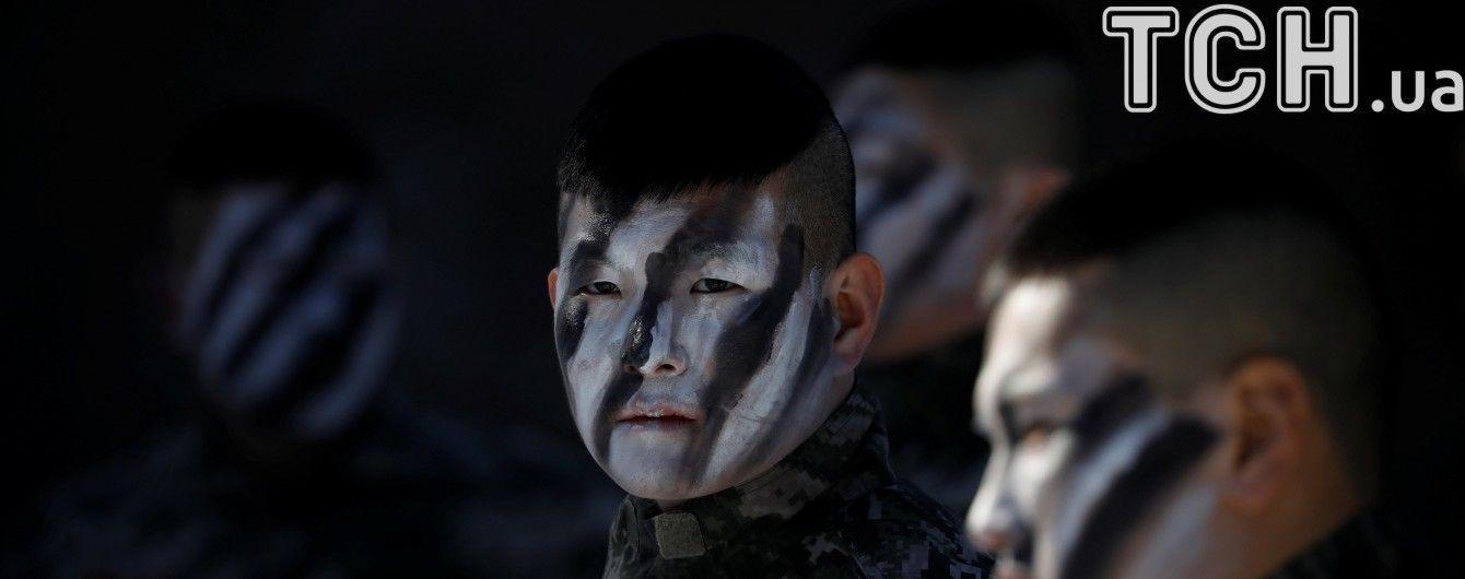 Відповідь на погрози: Південна Корея провела навчання у відповідь на випробування бомби КНДР