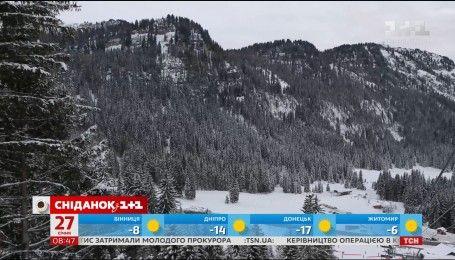 Мій путівник. Французькі Альпи - сніжні ковзани та басейн просто неба