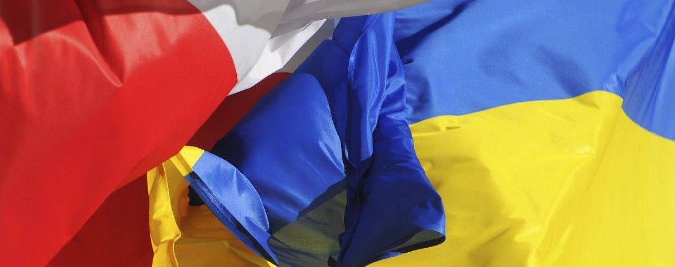 """МИД Украины отреагировало на желание Польши закрыть границы для """"людей с антипольскими настроениям"""""""
