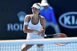 Юная украинка Костюк вышла в полуфинал теннисного турнира в Турции