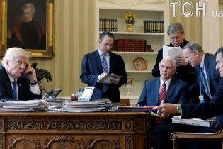 40 хвилин таємниці. Трамп уперше на посаді президента США розмовляв з Путіним