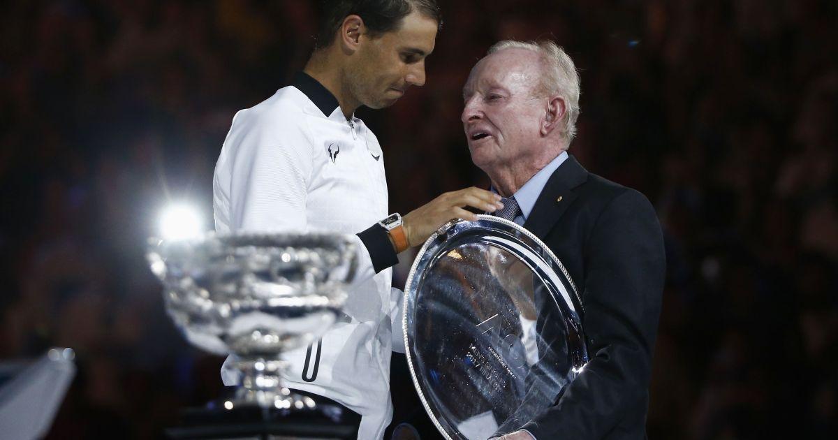 Рафаель Надаль програв Федереру у 5-ти сетах. @ Reuters