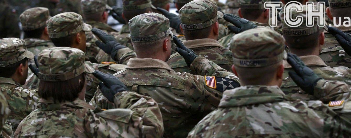 Бойова група НАТО розпочне службу в Естонії