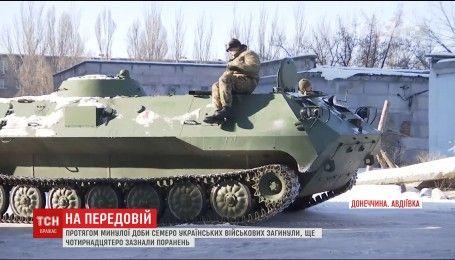 Пророссийские боевики подтягивают резервы к Авдеевской промзоне