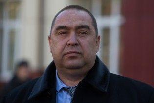 """Плотницький у """"Крєстах"""": Бойовики повідомили про утримання екс-ватажка в петербурзькому СІЗО"""