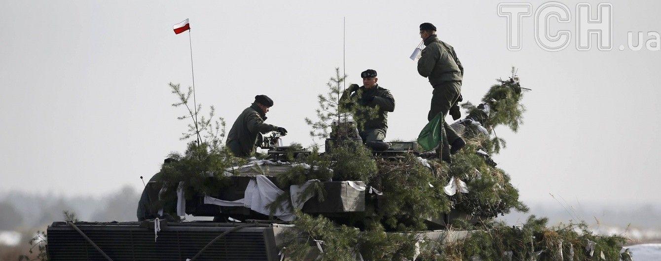 Польські військові можуть взяти участь у параді до Дня незалежності України