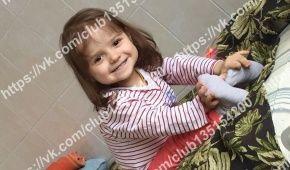 Врятуйте життя 2-річної Кіри
