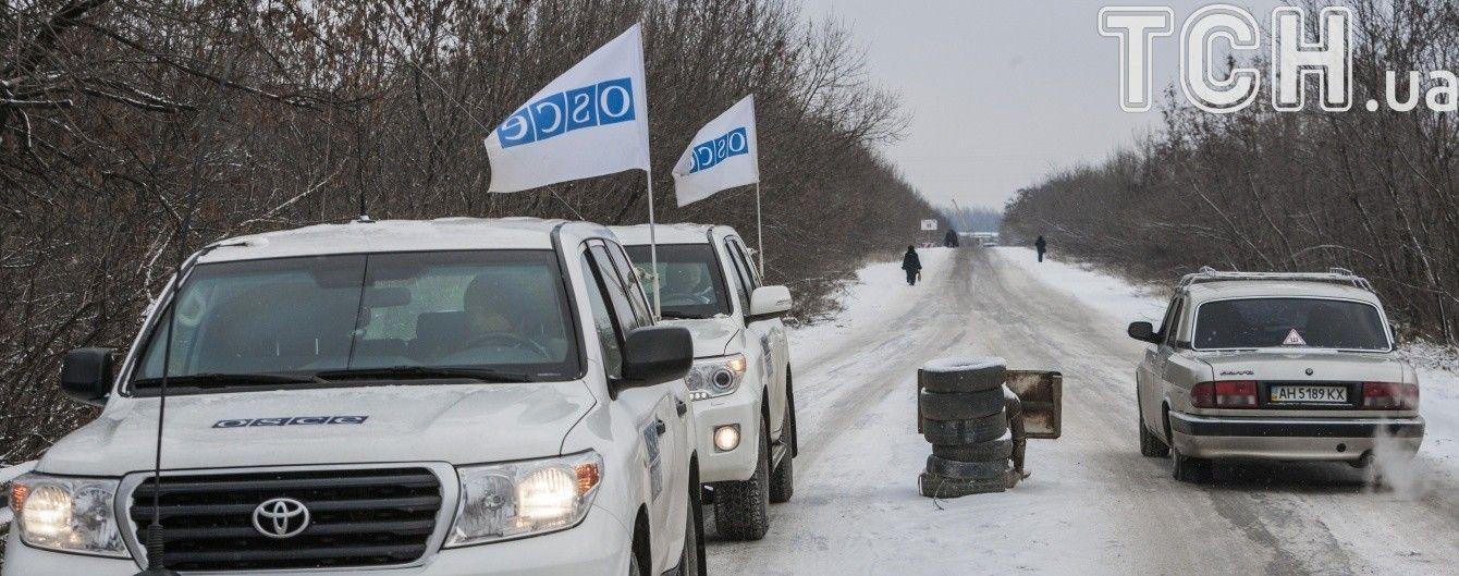 """В ОБСЄ назвали козиряння перед бойовиками під час передачі тіл загиблих АТОвців """"мимовільним жестом"""""""
