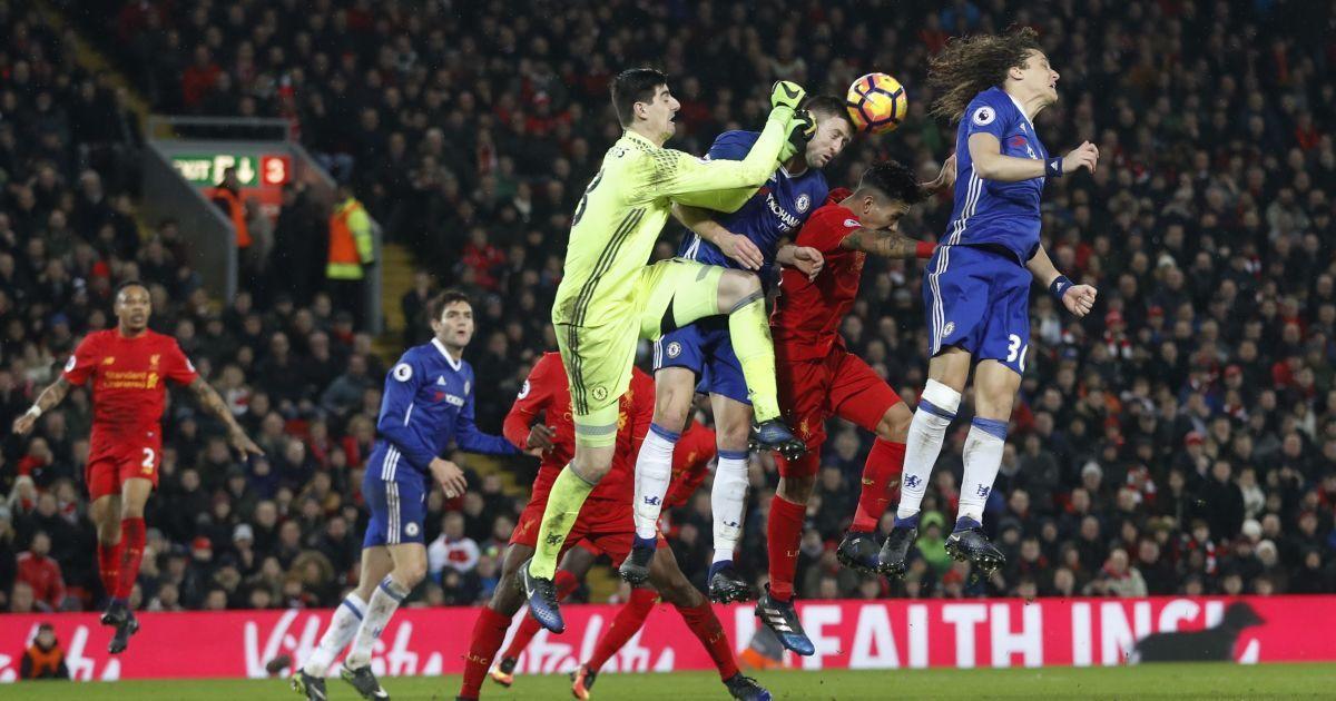 Чемпионат Англии-2016/17. 23 тур. Ливерпуль - Челси - 1:1 @ Reuters