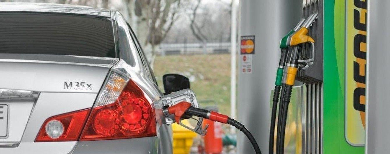 На АЗС знову активно міняють цінники. Середня вартість пального на 12 квітня