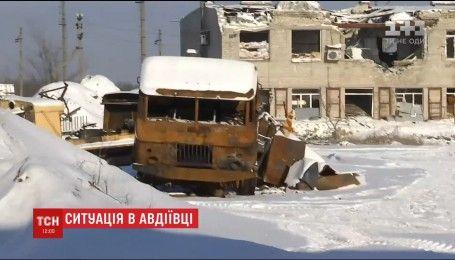Бої поблизу Авдіївки на Донеччині не вщухають вже четверту добу