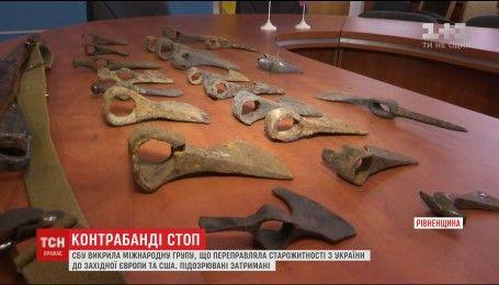 Украинцы совместно с белорусами контрабандой вывозили из Украины древности