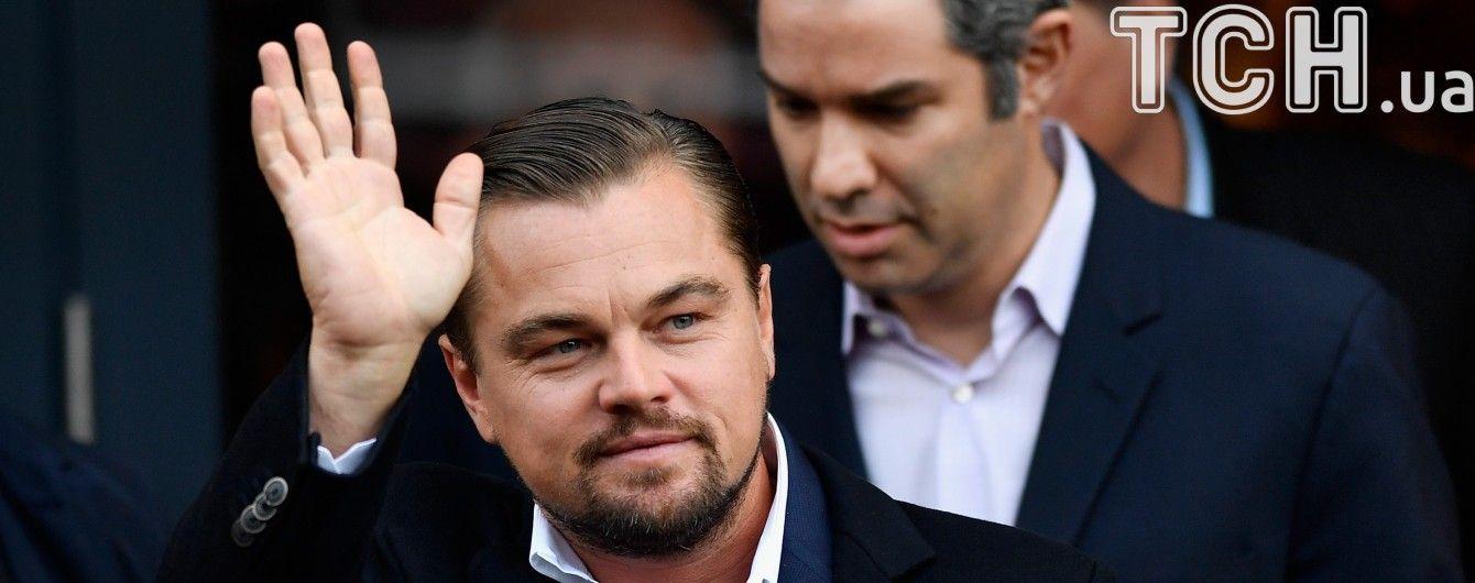 """Ді Капріо повертається: актор зіграє """"італійського Шерлока"""" після дворічної перерви"""