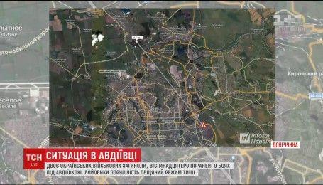 """Порушений режим тиші: волонтери встановили позиції ворожих """"Градів"""""""
