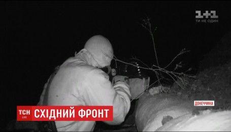 Военные отбили очередное наступление боевиков на Авдеевскую промзону