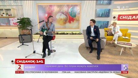 Об истории блюза от Александра Долгова