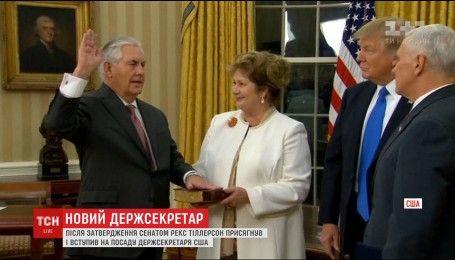 Товарищ Кремля: выдвиженец Трампа стал госсекретарем США