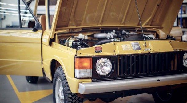 Land Rover займется восстановлением классических внедорожников