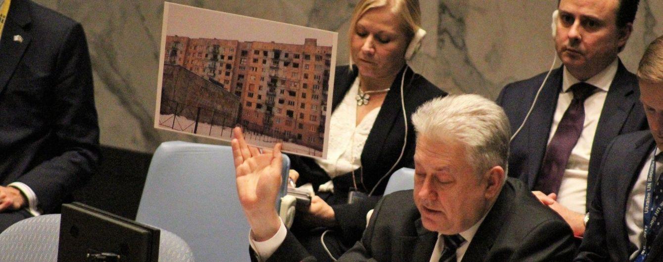 Украина в Совбезе ООН: Ельченко рассказал, кому больше всего угрожают мины на Донбассе