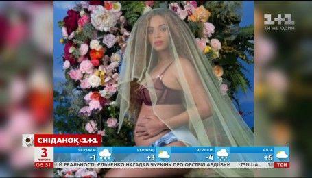 Фото беременной Бейонсе установило новый рекорд в Instagram