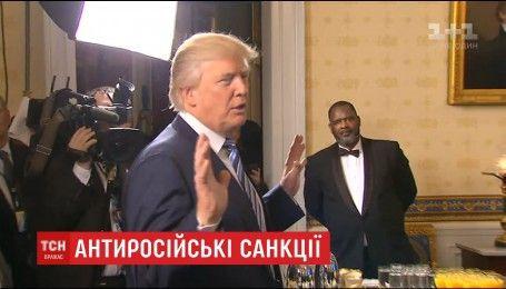 Трамп открестился от смягчения санкций против России