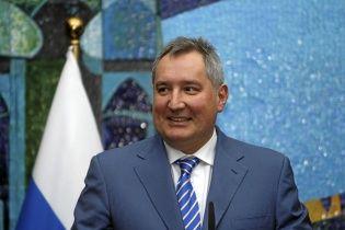 """Керівник """"Роскосмосу"""" Рогозін відвідає конференцію в Австрії, незважаючи на санкції ЄС"""