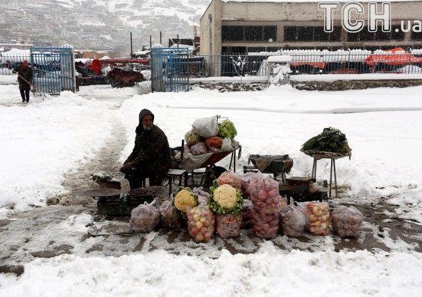 Сніговий апокаліпсис: десятки людей загинули від лавин в Афганістані й Пакистані
