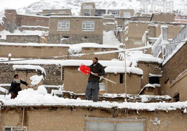 Снежный апокалипсис: десятки людей погибли от лавин в Афганистане и Пакистане