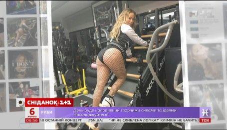 46-летняя Мэрайя Кэри показала в спортзале откровенный наряд