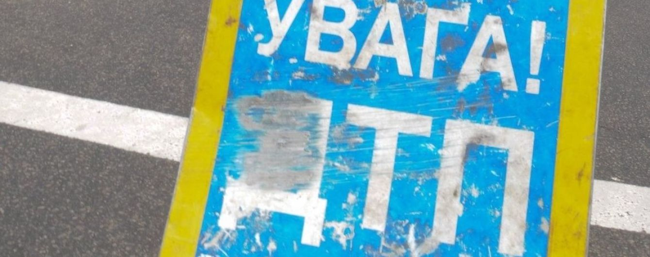 На Львівщині вантажівка протаранила мікроавтобус, є загиблі