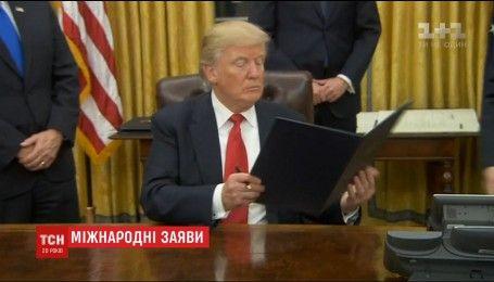 Пути урегулирования конфликта: Трамп и Столтенберг обсудили ситуацию на Востоке Украины