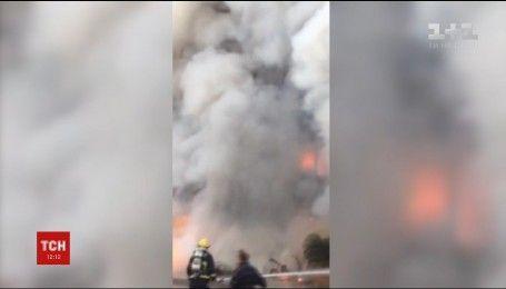 В Китае в результате пожара в массажном салоне погибли люди
