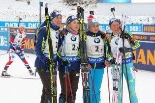 Українські біатлоністи визначилися зі складом на чемпіонат світу в Хохфільцені