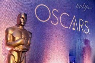 """Вагітна Портман та багатодітний батько Вільямс побували на сніданку номінантів на """"Оскар-2017"""""""