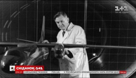 Історія життя авіаконструктора Олега Антонова