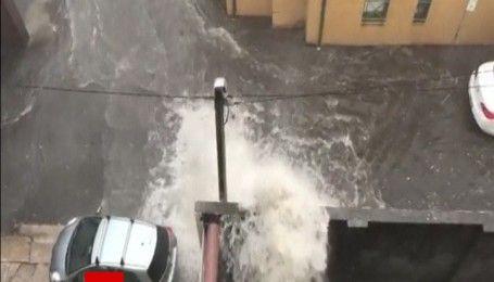 Австралія страждає від масштабної повені