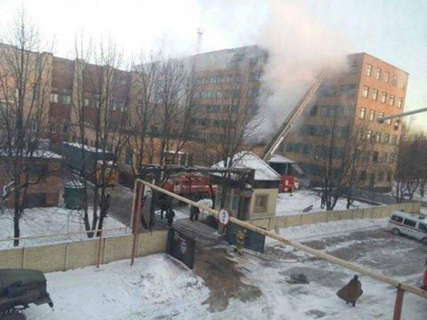 """""""Гиви"""" погиб в собственном кабинете на базе боевиков"""