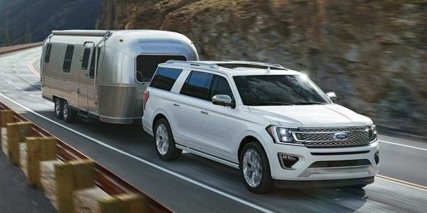 Ford представил новый внедорожник Expedition
