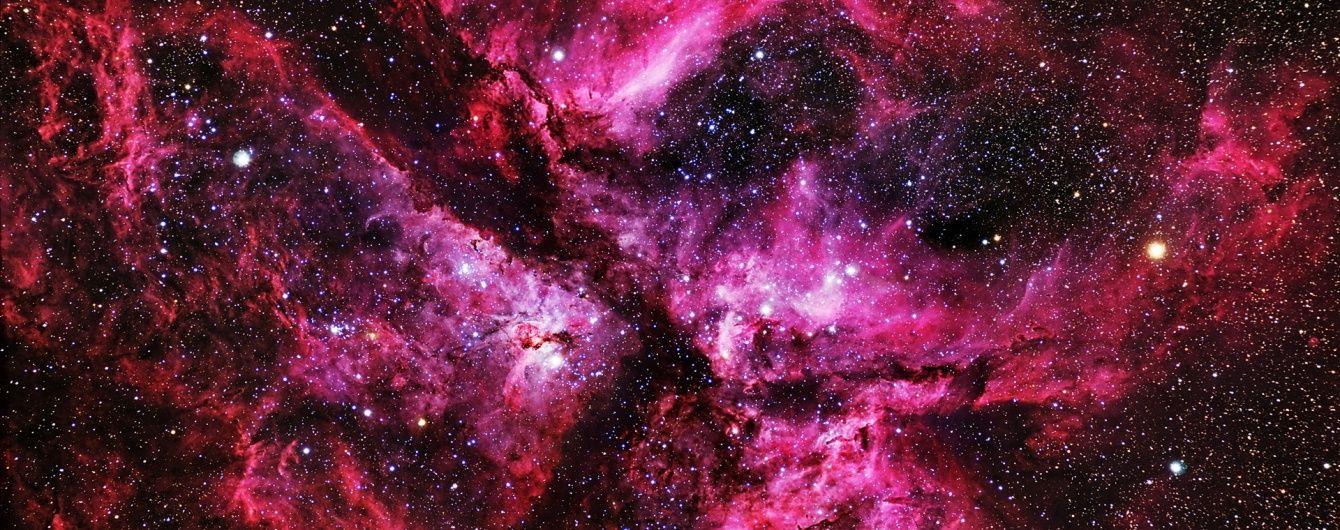Вчені показали радіохвилі Всесвіту на відео
