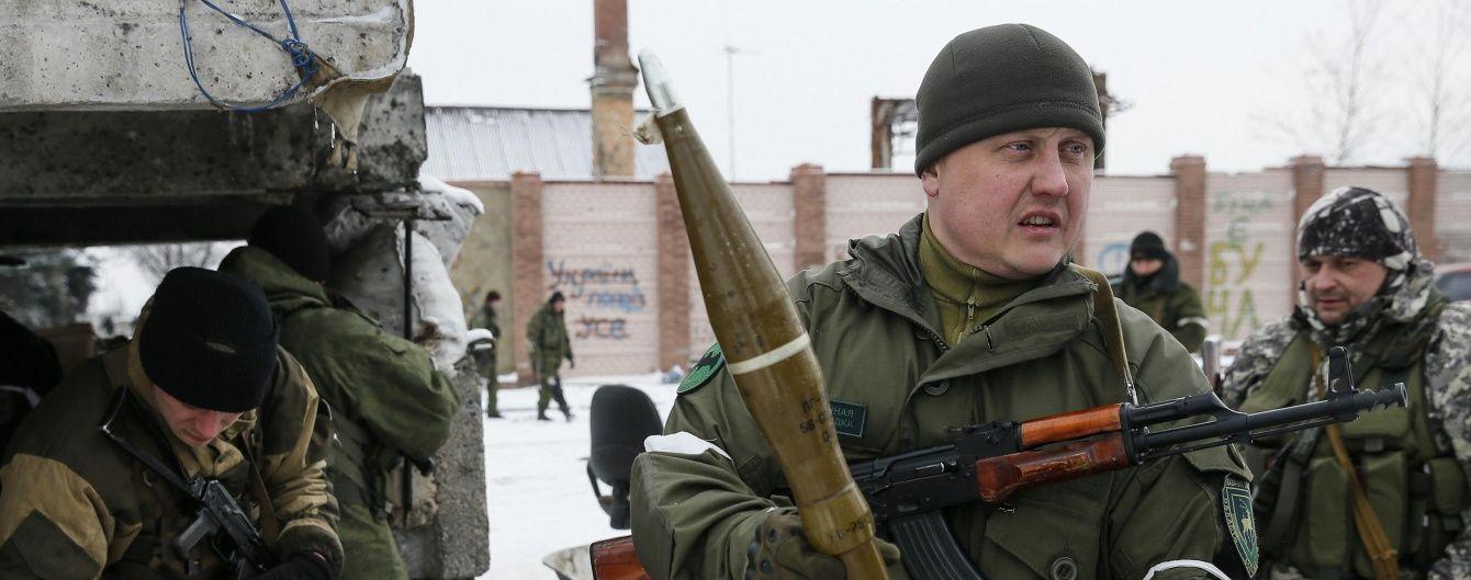"""Одного з ватажків """"армії """"ДНР"""" вбили снайпери бойовиків - активісти"""