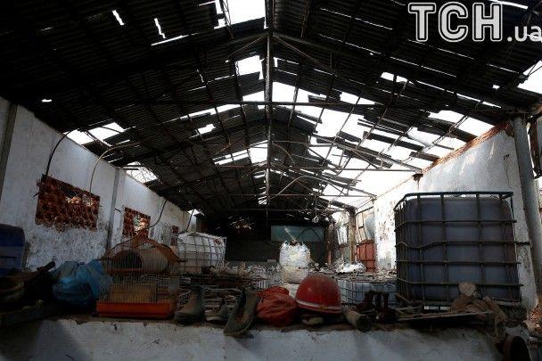 У Китаї внаслідок вибуху на хімзаводі у небо піднявся вогняний гриб зі сміття та диму