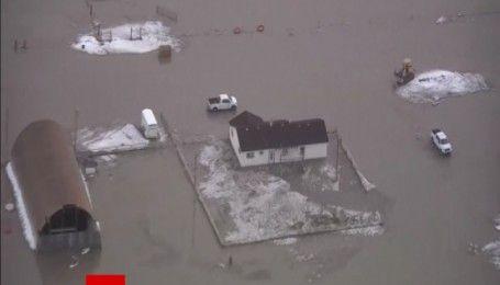 Невада потерпає від масштабної повені