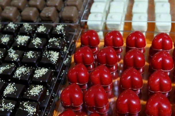 Рай для ласунів: у Бельгії відкрилася ярмарка шоколаду