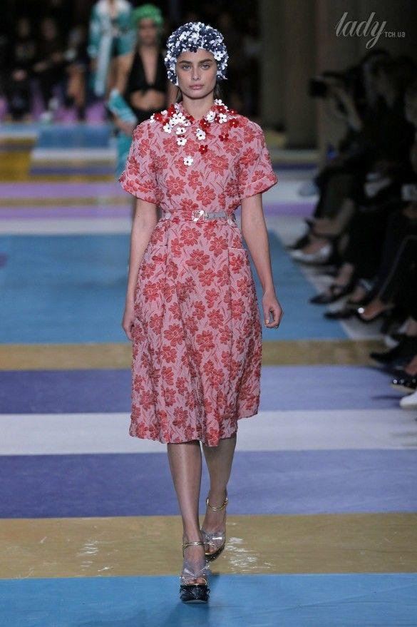 Коллекция  Miu Miu прет-а-порте сезона весна-лето 2017_47